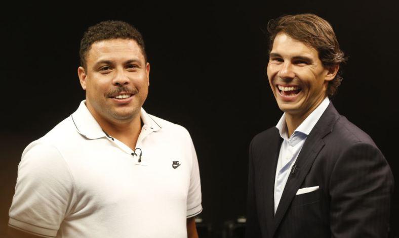Ronaldo challenges Nadal on PokerStars