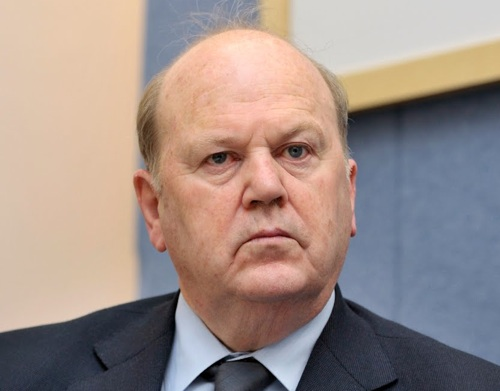 Ireland Minister for Finance Michael Noonan