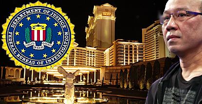Paul Phua sports betting ring FBI tactics