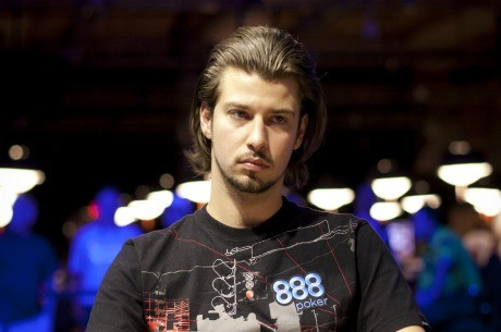 UK poker player Darren Woods charged