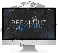 Breakout Gaming logo