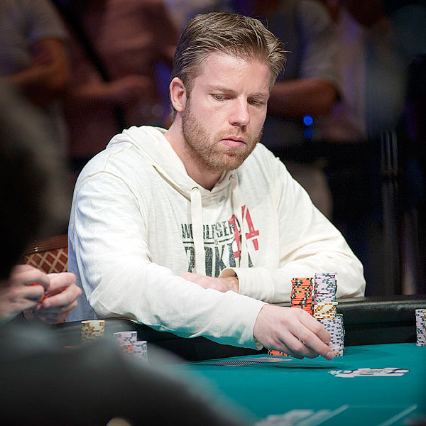 Jorryt van Hoof WSOP Final Table 2014