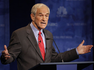 Ron Paul online gambling ban