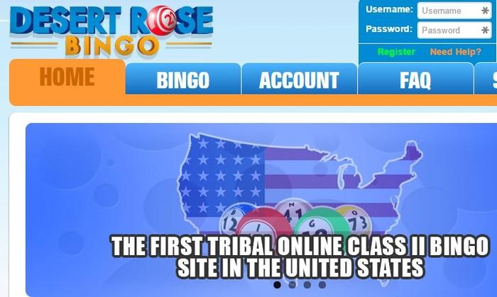 Santa Ysabel Online Bingo California