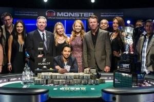 World Poker Tour Bellagio Alpha8