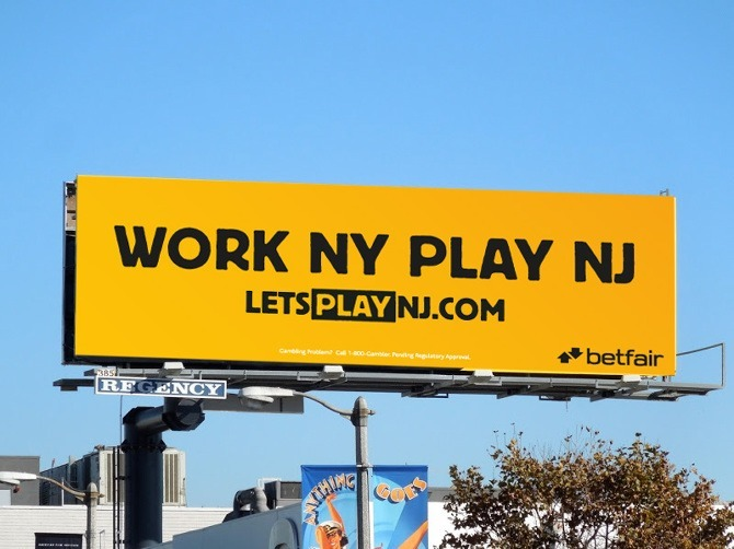 Betfair New Jersey online poker closes