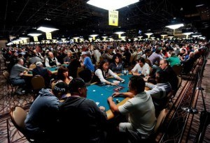 Nevada number of poker tables