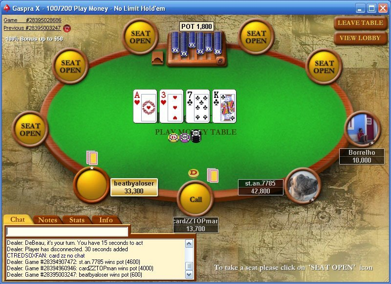 Top 10 poker sites for us players slots and games casino