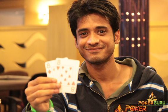 Aditya Agarwal PokerStars India Team Pro