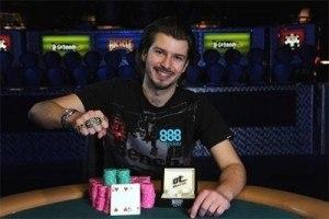 Darren Woods online poker fraud