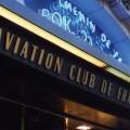 Aviation Club de France closed