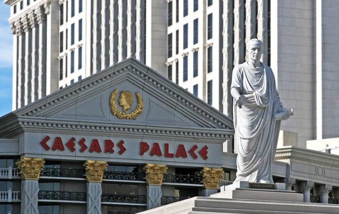Caesars Entertainment PokerStars Amaya alliance