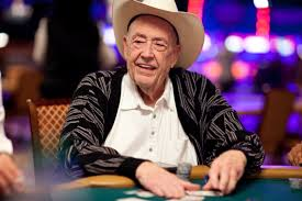 Doyle Brunson to receive third cancer operation.