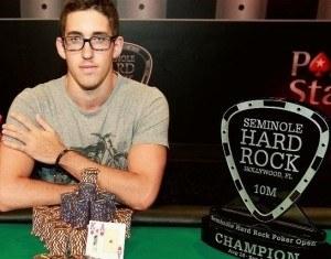 American Poker Awards Colman Selbst