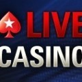 PokerStars live dealer casino games