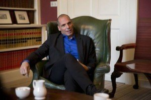 Yanis Varoufakis game theory
