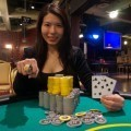 Michelle Chin WSOP Circuit winner