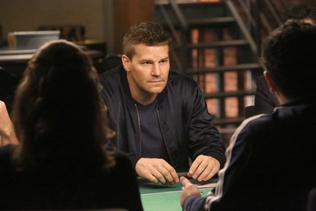 David Boreanaz Fox TV show Bones