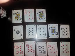 Open-Face Pineapple Texas Hold'em poker