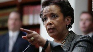 Loretta Lynch confirmed Attorney General