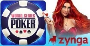 WSOP World Series of Poker Zynga social poker market