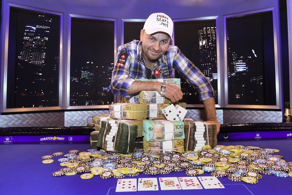 Daniel Negreanu Four Kings television