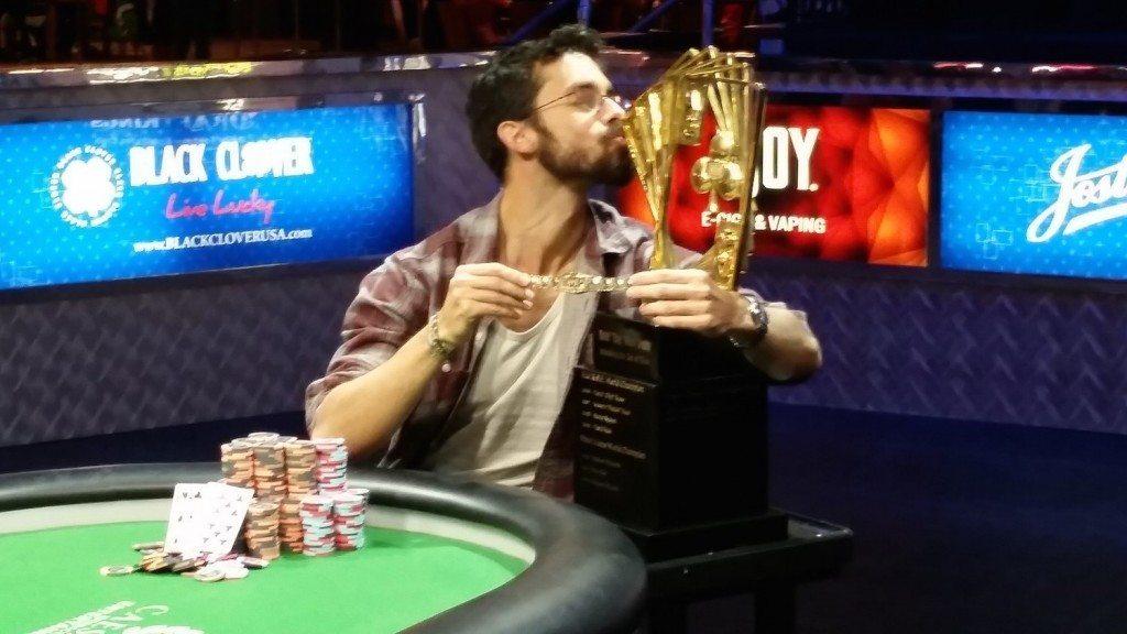 WSOP Mike Gorodinsky Poker Players Championship