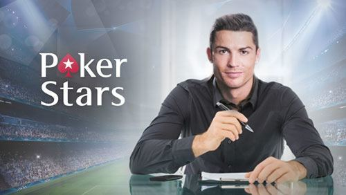 Cristiano Ronaldo Neymar Jr video spots PokerStars