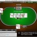 Italian online poker market down