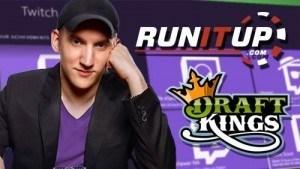 Jason Somerville DraftKings daily fantasy sports Run it UP