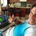 Rafa Nadal leaves Team PokerStars