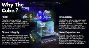 Global Poker League Alexandre Dreyfus The Cube