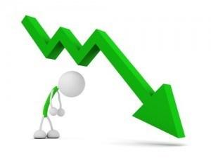 New Jersey online poker revenue downswing.