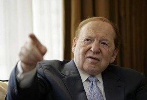 Sheldon Adelson Online Gambling Hater.