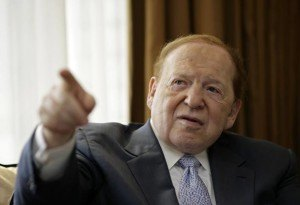 Sheldon Adelson campaign donations
