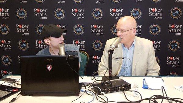 Jason Somerville PokerStars New Jersey.