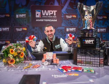 Farid Yachou Parlays World Poker Tour Win into TOC Title
