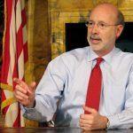 Pennsylvania Governor Prostate Cancer