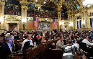 Pennsylvania Online Poker Legislation Gets Another Shot, But Gets Shot Down