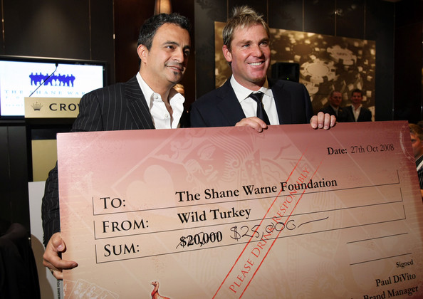 Shane Warne Joe Hachem limo stolen