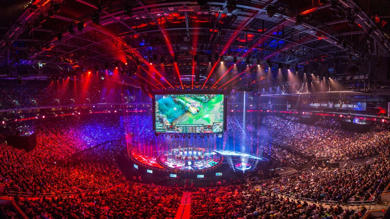 eSports ESPN television poker ratings