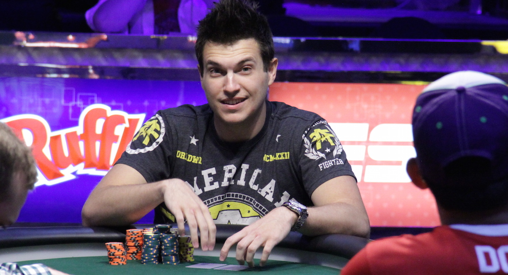 Doug Polk signs up for Poker Central Hearthstone match-up