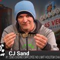 Christopher Sand Casino Employees event WSOP 2016