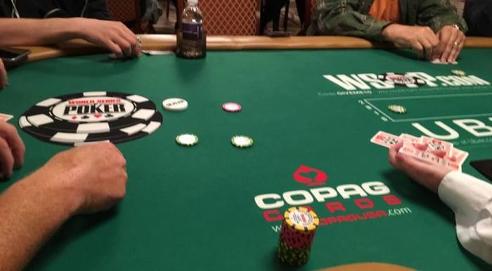Colossus II WSOP 2016 Copag cards
