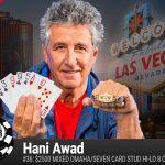 Hani Awad WSOP 2016
