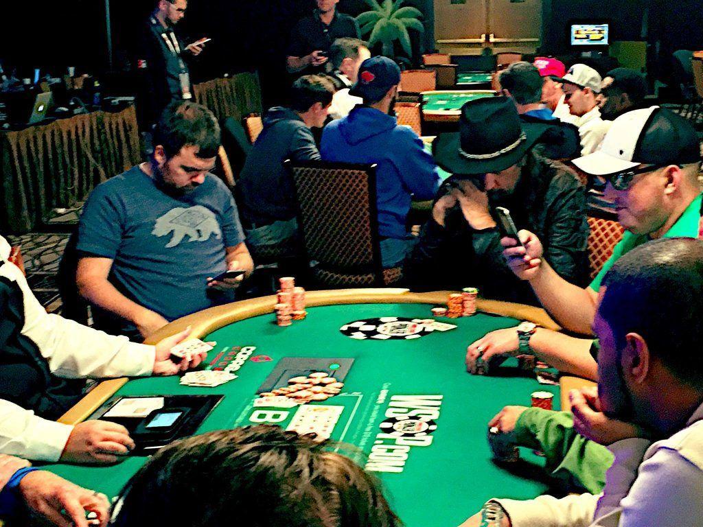 PSCOM exclusive Chris Ferguson Day 10 WSOP 2016