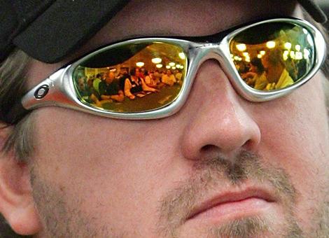 Chris Moneymaker out of Main Event WSOP 2016