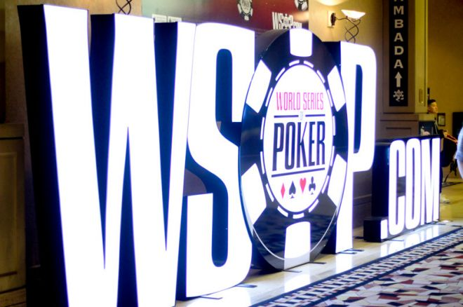 2016 WSOP