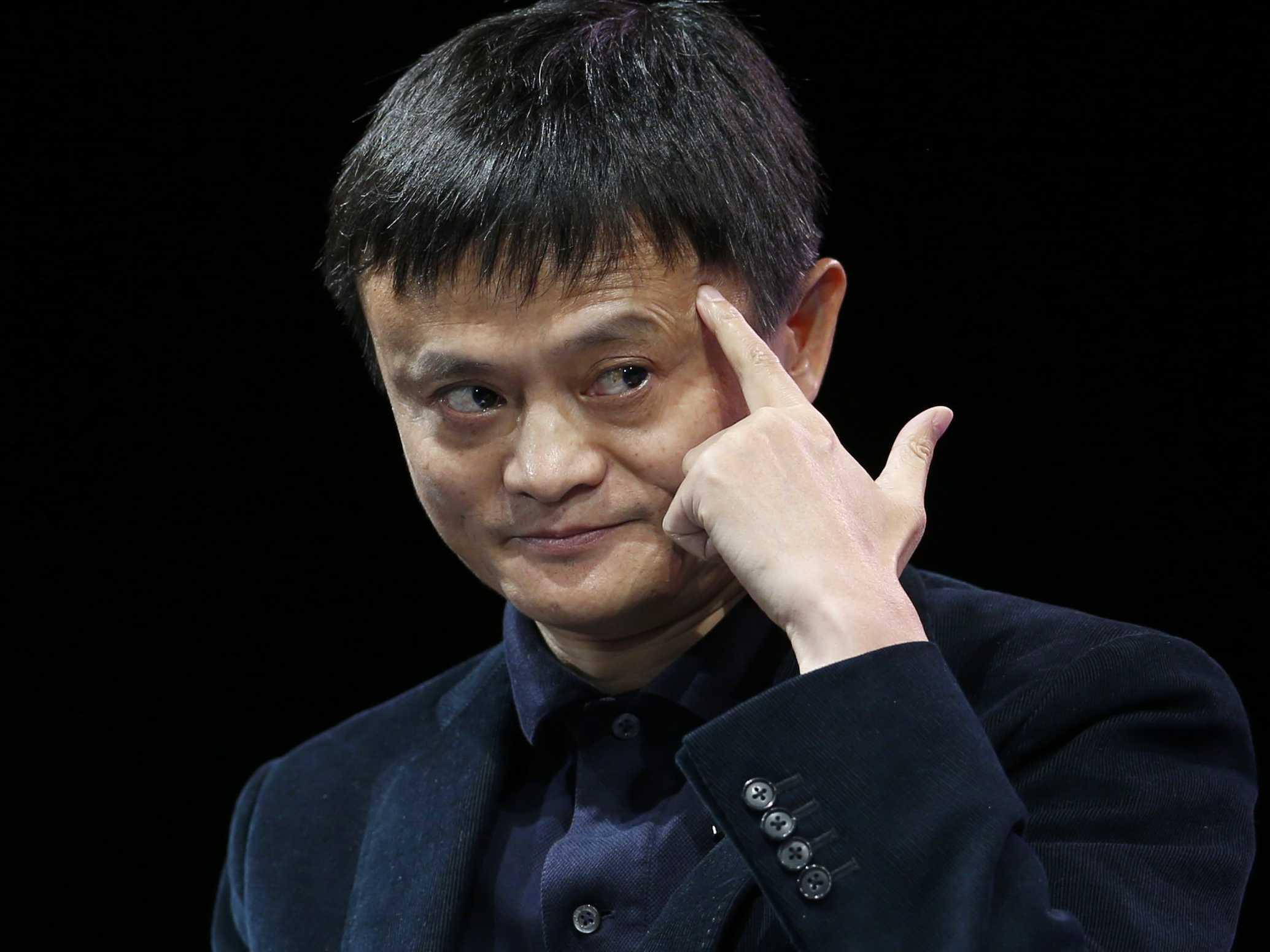Jack Ma behind CIE Playtika deal.