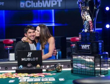 Jesse Sylvia WPT Borgata Poker Open